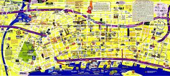 maps update  seattle washington map tourist –  toprated