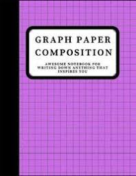 Graph Paper Composition 7 Journals Book In Stock Buy