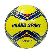 ลูกฟุตบอลเย็บเครื่อง Knight#5PVC รหัส :331088 - Grand Marketing Online