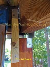 6x6 Deck Post Lights 6x6 Deck Post And Guard With Simpson Ace6z End Post Caps