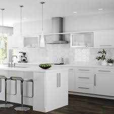 glass wall kitchen cabinet