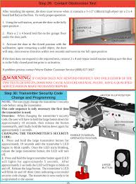 Wayne Dalton 9100 Brochure Best Of Id372r2 Garage Door Opener W Rf ...