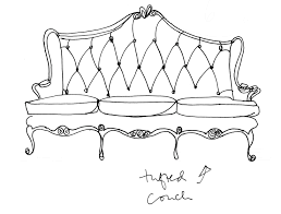 fancy couch drawing. Contemporary Fancy 1474x1120 Chaise Couch Thingy My Mom Pinterest Chaise And Throughout Fancy Couch Drawing O
