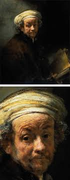 rembrandt s self portrait as the apostle paul art and stuff  rembrandt s self portrait as the apostle paul