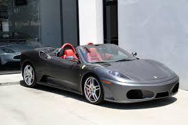 Tabela de preços atualizada do ferrari f430 2008. 2008 Ferrari F430 Spider Stock 159624 For Sale Near Redondo Beach Ca Ca Ferrari Dealer