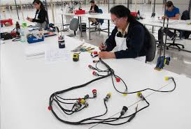 certified wiring harness repair services for aerospace cia d harness repairs electrical wiring cable repair center