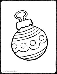 Kerstbal Kleurplaat Information And Ideas Herz Intakt