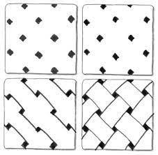 Easy Zentangle Patterns Custom Super Easy Zentangle Patterns For Kids Google Search Zen Tangle