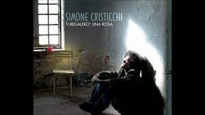 Simone Cristicchi - Ti regalerò una rosa - YouTube