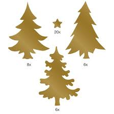 Christmas Tree Decal Holiday Wall Decor Xmas Wall DecalChristmas Tree Decals