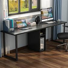 Office desk for two people Modern Tribesigns 78 Globalmarketcom Tribesigns 78