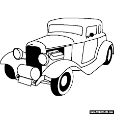 Small Picture Cars Online Coloring Pages Page 3