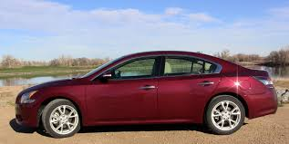 Review: 2013 Nissan Maxima SV will still Surprise You | TFLCar.com