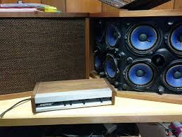 bose 901 series iv. bose 901 series iv with stands \u0026 equalizer manual iv