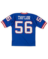 Mens Lawrence Taylor New York Giants Authentic Football Jersey