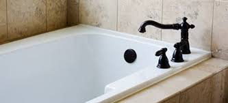 an improper seal on your tub and faucet is not only unsightly but can allow water to seep behind your fixtures and tile damaging the wall decreasing tile