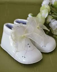 pretty originals cream patent leather christening occasion booties