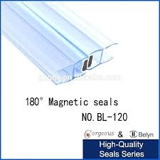 shower glass seal shower glass door magnetic seal waterproof seal strip shower glass door magnetic
