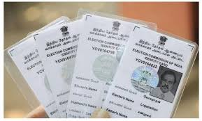 voter card catch forms