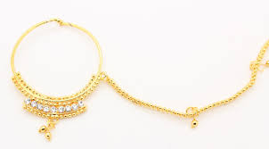 Gold Nose Ring Designs For Bridal Bridal Nose Rings Designs Design Trends Premium Psd