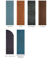 Pin by Wendi Payne on Home Renovations | Shutters exterior, House shutters,  House exterior