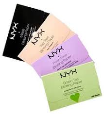 Матирующие <b>салфетки</b> для лица – Блог <b>NYX</b>