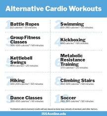 cardio workouts fitness we love to