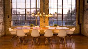 Casket Arts Dining Room Industrialdiningroom  Houzz