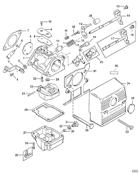 Mercury 200 Outboard Engine Diagrams