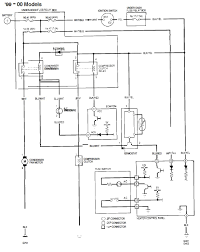 faqs frequently asked tech questions honda tech 99 00 civic a c circuit diagram