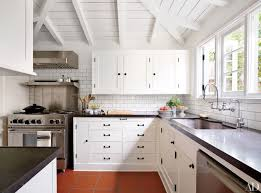 white and black kitchen.  Black 25 Black Countertops To Inspire Your Kitchen Renovation With White And B