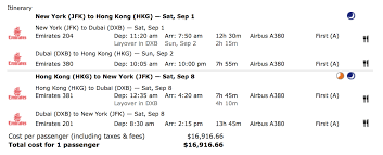 How To Beat Fuel Surcharges On Emirates Using Jal Miles
