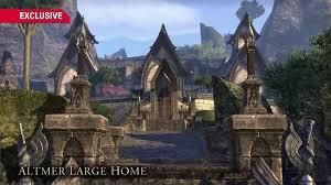 Imperial Home Decor Group Wallpaper Player Housing Elder Scrolls Online Wiki
