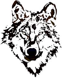 Best Free Clip Art Best Wolf Clipart 26238 Clipartion Com