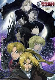Fullmetal Alchemist – The Conqueror Of Shamb