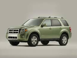 2008 Ford Escape Hybrid Traverse City MI   Cadillac Manistee ...