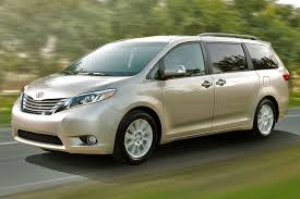 Toyota Sienna 2015 - Specifications, Price and Release