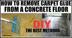 how to remove adhesive from concrete remove carpet glue remove yellow carpet adhesive from concrete how how to remove adhesive from concrete