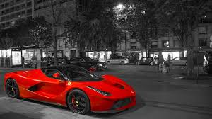 The car pulled over at the side of the road briefly before h. Free Download Ferrari Laferrari Red Supercar 4k Wallpaper 3840x2160 For Your Desktop Mobile Tablet Explore 48 Black And Red 4k Wallpaper Red Wallpaper Background Black And White Wallpaper Black