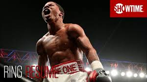 RING RESUME: Gervonta Davis | <b>SHOWTIME</b> Boxing - YouTube
