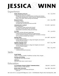 School Counseling Resume Templates Unique School Counselor Resume