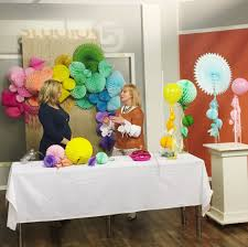 Buy Paper Flower Giant Party Decorations Paper Flower Big W Birthday Where To