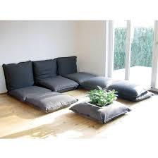 ZipZip Floor Cushions Zip Together For Sofa Fun