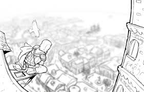 Innovation Idea Assassin S Creed Coloring Pages Page Places To Visit