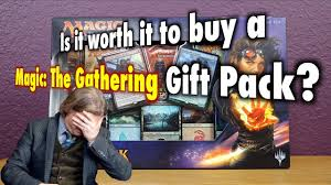 mtg is it worth it to a magic the gathering gift pack