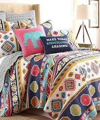bright quilts bedding zulilycom p swazi bright a teen bedding setsquilt bright colored quilt bedding
