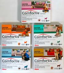 comfortis flea pill for cats. Plain Pill Comfortis For Dogs 6 Tablets Per Box Inside Comfortis Flea Pill For Cats M