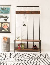 Coat And Bag Rack Coat Racks awesome hallway coat rack Hall Coat Trees Standing Coat 39
