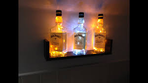 How To Build A Jack Daniels Bottle Light Display Also Works With