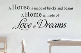 Dreams Quotes In English Best of Love Dreams Wall Sticker Canada Best Selling Love Dreams Wall